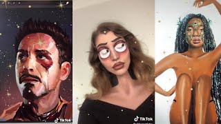 Art Compilation Tiktok