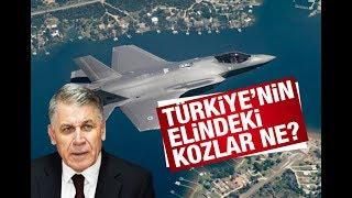 """""""Türkiye adım atarsa ABD zarar görür"""" Emekli Korgeneral İ.Hakkı Pekin anlattı...Sesli Makale"""