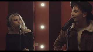 Žan Serčič & Sara Lamprečnik - Shallow (A Star is born) cover