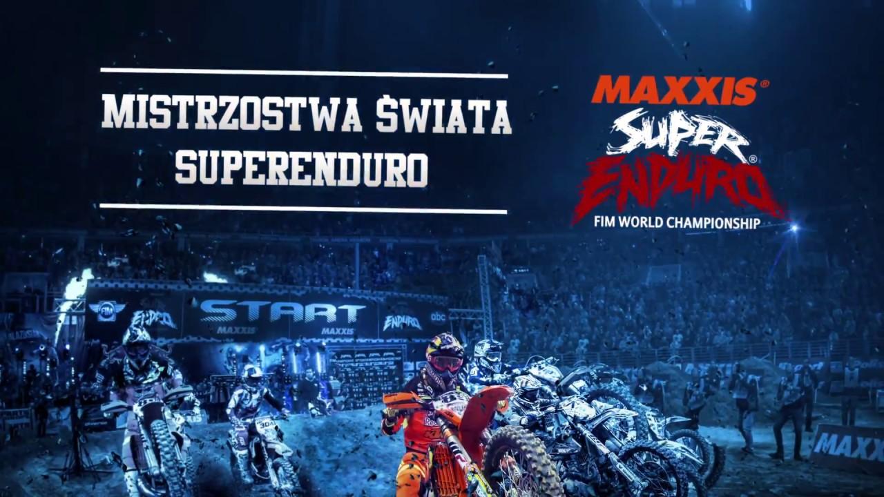 Mistrzostwa Świata FIM Super Enduro 2017 - promo