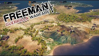 Freeman Guerrilla Warfare 2019 - Squad Based Strategy Roleplaying FPS!