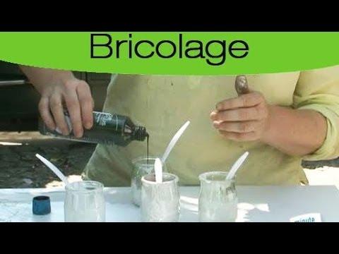 Comment fabriquer une peinture couleur lin et taupe   YouTube