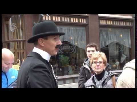 Paul Tyralla's Passage Through Leipzig - An Historic City Tour