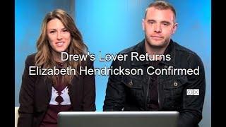 General Hospital Spoilers Elizabeth Hendrickson Confirmed as Drew's Love Interest – Script Leak a