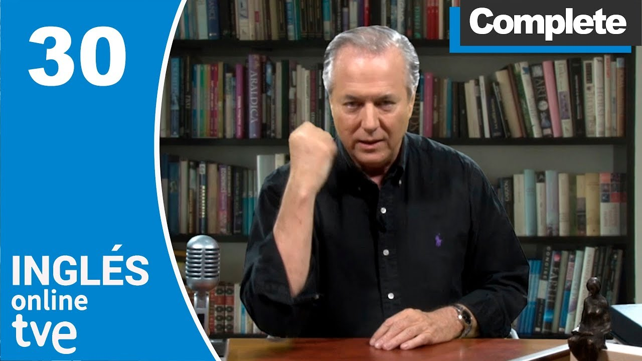 Episode 30 Complete Ingles Online Tve Youtube