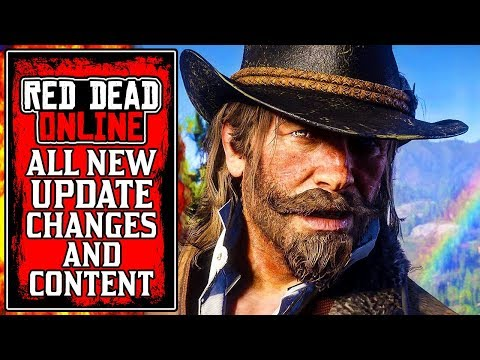 What REALLY CHANGED In Rockstar's New Red Dead Online Update (RDR2)