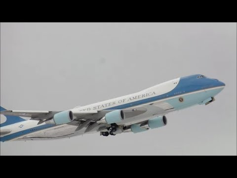President Trump Visit to Salt Lake City Utah