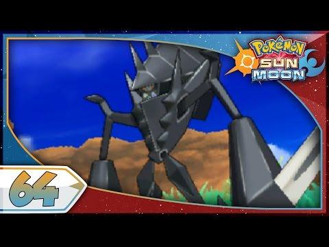 Pokémon Sun And Moon - Part 64 | Legendary Necrozma Catch! [NEW Nintendo 3DS 100% Walkthrough]