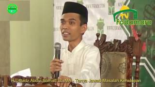 Apakah suara perempuan aurat Ustadz Abdul Somad Lc MA