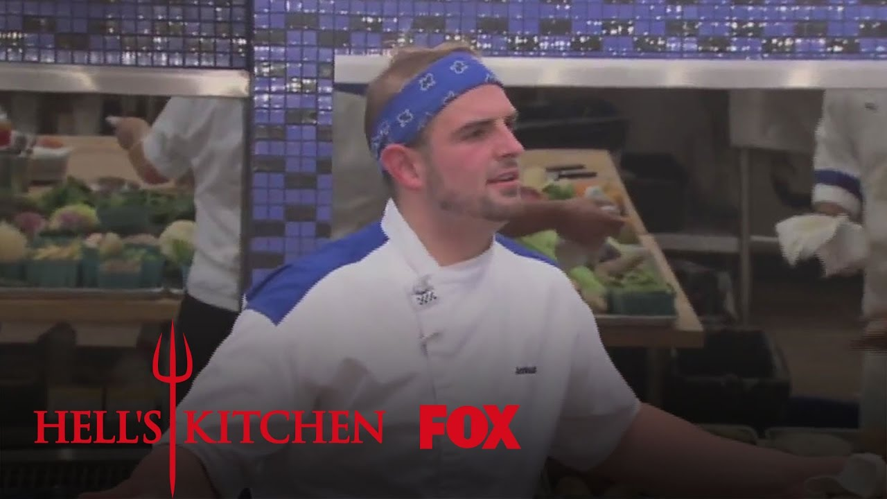 Nick Thinks Josh Is Rude Season 14 Ep 11 Hell S Kitchen