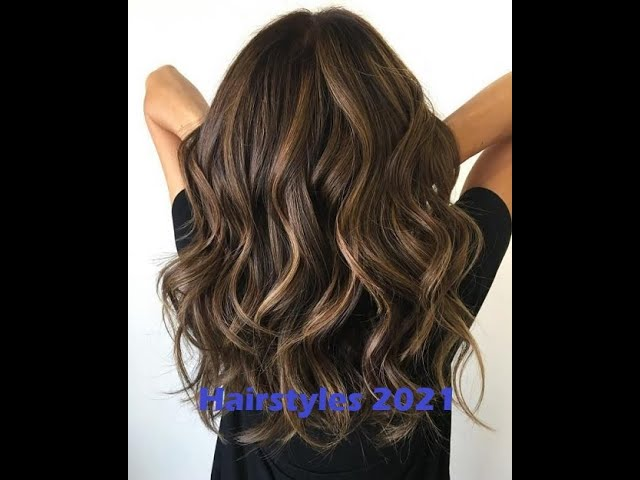 Hairstyles 2021 Hair Lengths Hair Color Trends Haircuts 2021 Youtube