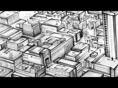 Drawing Animation - City of Industry
