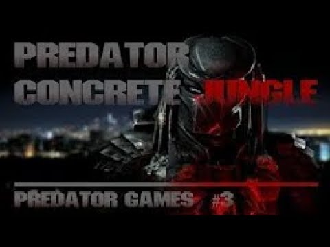 Predator Concrete Jungle  ОБЗОР KENTEK