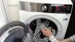 AEG 8000 Series Tumble Dryer Review & Demonstration For ao.com