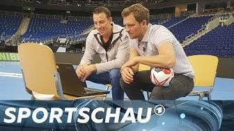 Handball-WM: Darum ist die deutsche Abwehr so stark | Sportschau