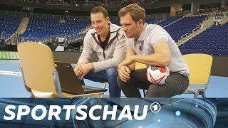 Handball-WM: Darum ist die deutsche Abwehr so stark   Sportschau
