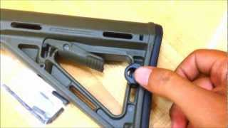 Iwc Mount Slot Sling Attachment Magpul Moe Butt Stock