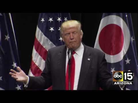 FULL: Donald Trump in Toledo, Ohio - Campaign 2016