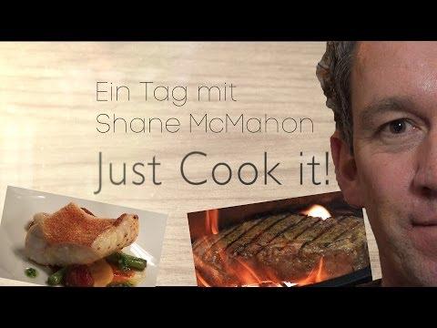 """Shane McMahon   """"Just Cook it!"""" - Deutsch"""