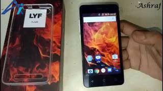 Hindi LYF FLAME 1 Unboxing Reliance JIO Preview Offer free overview