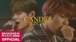 박우진 Park Woo Jin 이대휘 Lee Dae Hwi Candle Prod By 이대휘 Live MP3