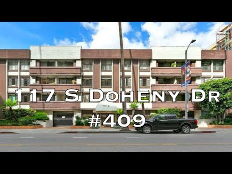 117 S Doheny Dr #409, Los Angeles CA 90048