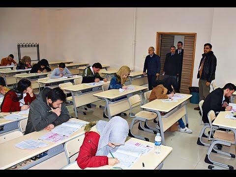 Harran Üniversitesi Yabancı Uyruklu Öğrenci Sınavı