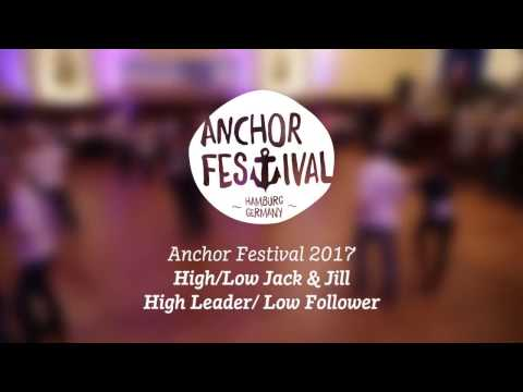 Anchor Festival 2017 ~ Jack & Jill Finals ~ High Leader / Low Follower