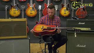 1967 Gibson B-25 Sunburst Acoustic / GuitarPoint Maintal / Vintage Guitars