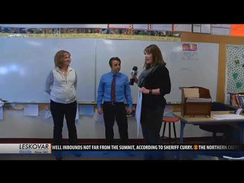 Twin Bridges School awarded One Class At A Time check
