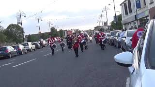 Corcrain Flute Band at Portadown Defenders Band Parade 16/08/19