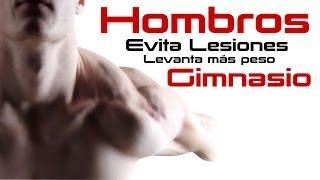 PROTEGER HOMBROS - TODO PARA EVITAR LESIONES EN EL GIMNASIO