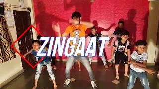 Zingaat Hindi | Dhadak | Dance Choreography by Shubham Taak