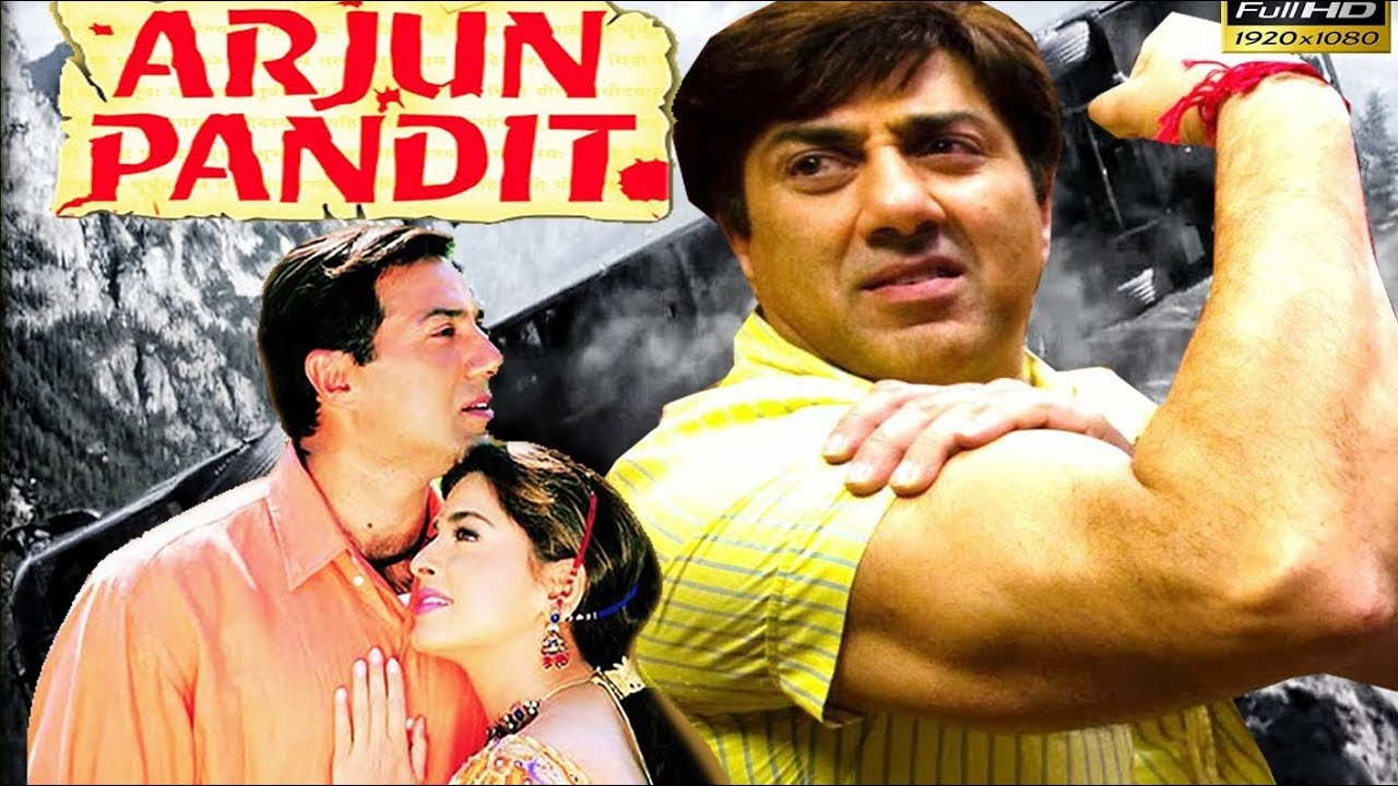 Arjun Pandit (1999) Full Movie - Sunny Deol, Juhi Chawla - Bollywood Latest Movies