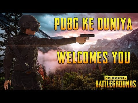 Indian Streamer Playing PUBG Savage Map With Friends