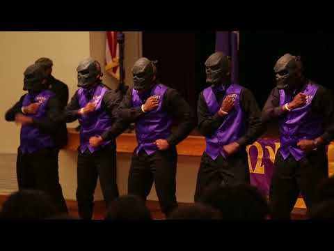 The Mighty Delta Delta Chapter Spring 2017 New Member Presentation
