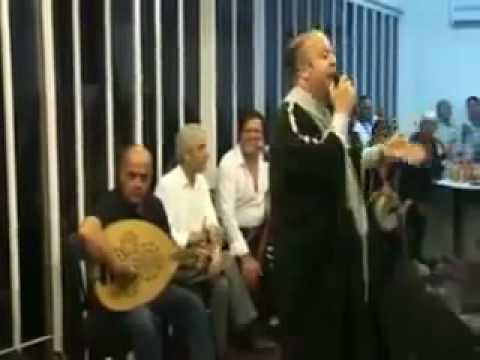 Artiste tunisien Chante pour Premier ministre israélien  Binyamin Netanyahu