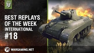 Best Replays of the Week: International Episode 18