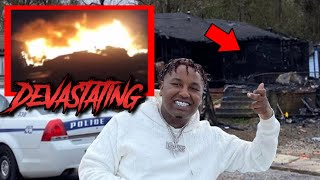 RAPPER'S GRANDPARENTS SHOT, HOUSE BURNED TO THE GROUND WITH THEM INSIDE ( HONEYKOMB BRAZY )