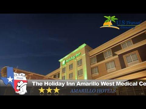 The Holiday Inn Amarillo West Medical Center - Amarillo Hotels, Texas