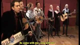 Arian Band & Chris De Burgh - Dostet Daram - A Light For Eternity - ( The Words I Love You )