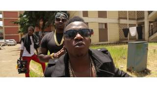 Khaligraph Jones x Rayvanny - Chali Ya Ghetto Behind the Scenes (Part 1)