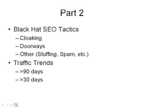 How to write an SEO Report