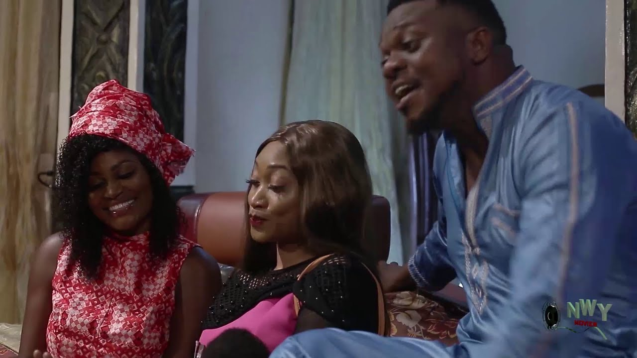 Download The Messenger 1&2 - Ken Eric 2018 Latest Nigerian Nollywood Movie ll African Trending Movie Full HD