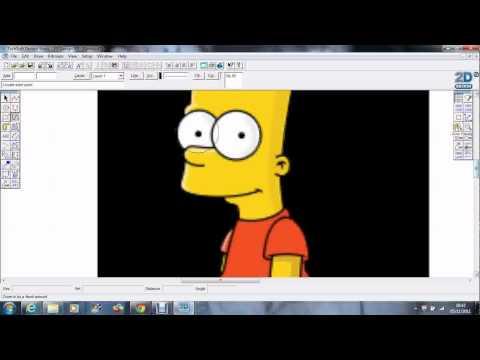Techsoft 2D Design Tools - Tracing a Drawing