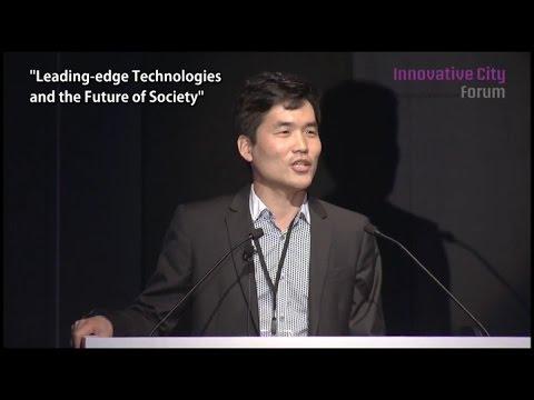 "Sebastian Seung - ""Leading-edge Technologies and the Future of Society"""