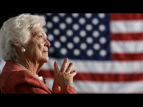 Morreu Barbara Bush