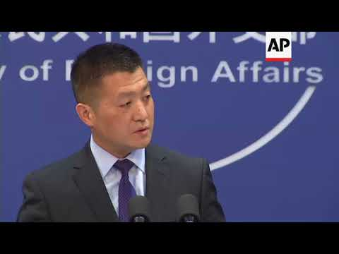 China foreign ministry on intellectual property transfer claims
