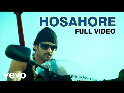 Darling - Hosahore Video | Prabhas | G.V. Prakash Kumar