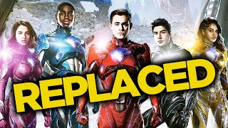 Power Rangers Cast REPLACED, Avenger Joins Space Jam 2 & More